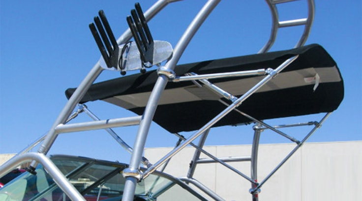 Carver Tower Mounting Bimini Top Brace Kit Coverquest