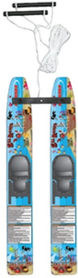 Main Product Image for Water Wabbit Trainer Skis