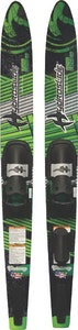 Product Image for Victory Adult Combo Skis with Side Bindings