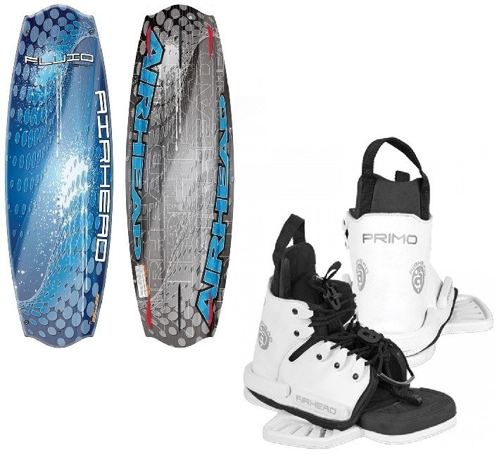 Product Image for Fluid Wakeboard with Primo Bindings