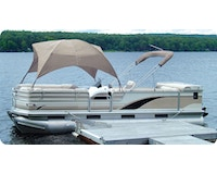 Product Image for Pontoon Gazebo Shade Top by Hot Shot