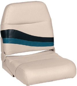 Product Image for WISE Premier Pontoon High Back Boat Seat