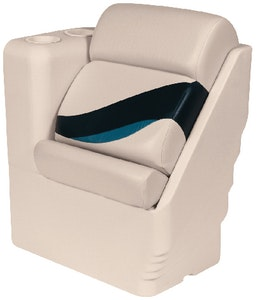 Product Image for WISE Premier Pontoon Lean Back Recliner, Left Radius