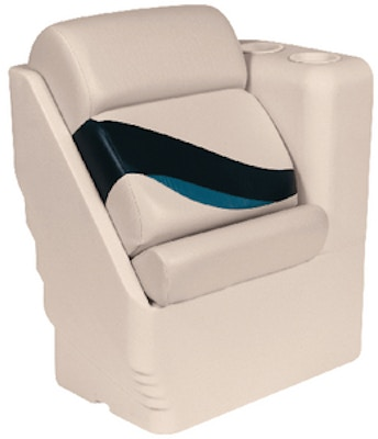 Main Product Image for WISE Premier Pontoon Lean Back Recliner, Right Radius