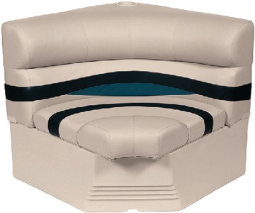 Product Image for WISE Premier Pontoon Radius Corner Section