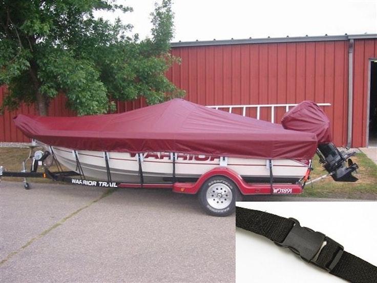 Shoretex Boat Cover Tie Down Kit Coverquest