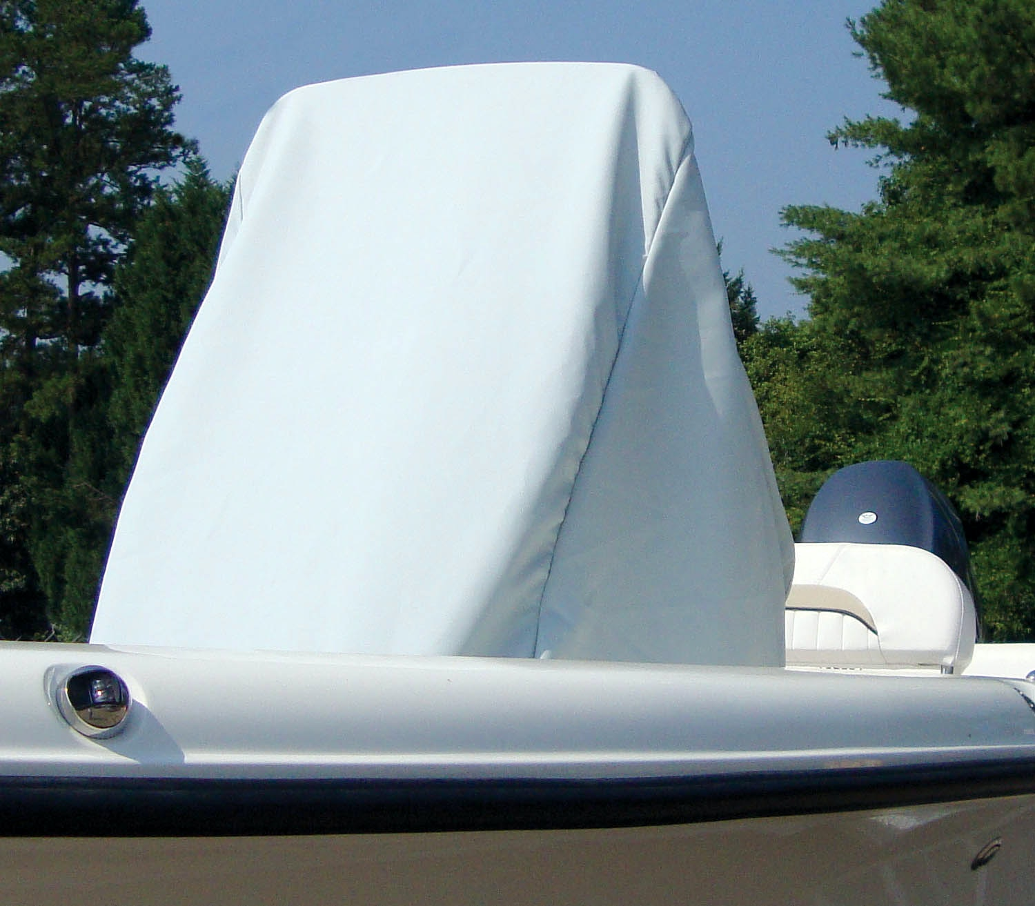 Product Image for 9.25 oz. Sunbrella Acrylic Center Console Cover