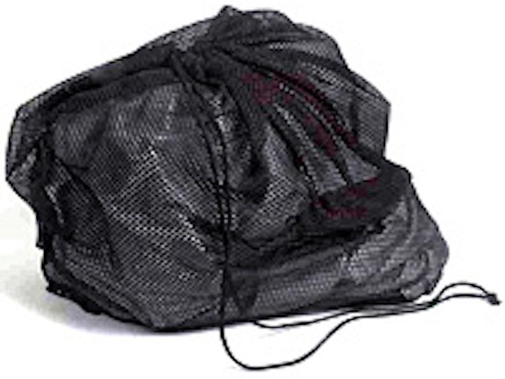 Carver Black Mesh Boat Cover Storage Bag Coverquest