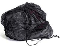 Product Image for Carver Black Mesh Boat Cover Storage Bag