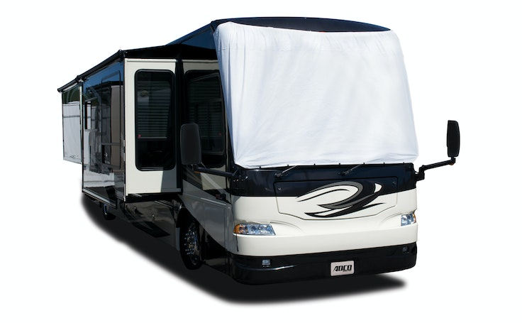 Class A Windshield Cover Coverquest