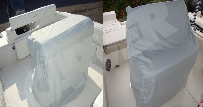 Product Image for 8 oz. Performance Poly-Guard Boat Leaning Post Cover