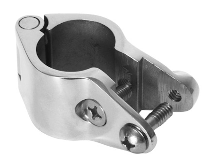 Stainless Steel 7 8 Quot Hinged Jaw Slide Coverquest