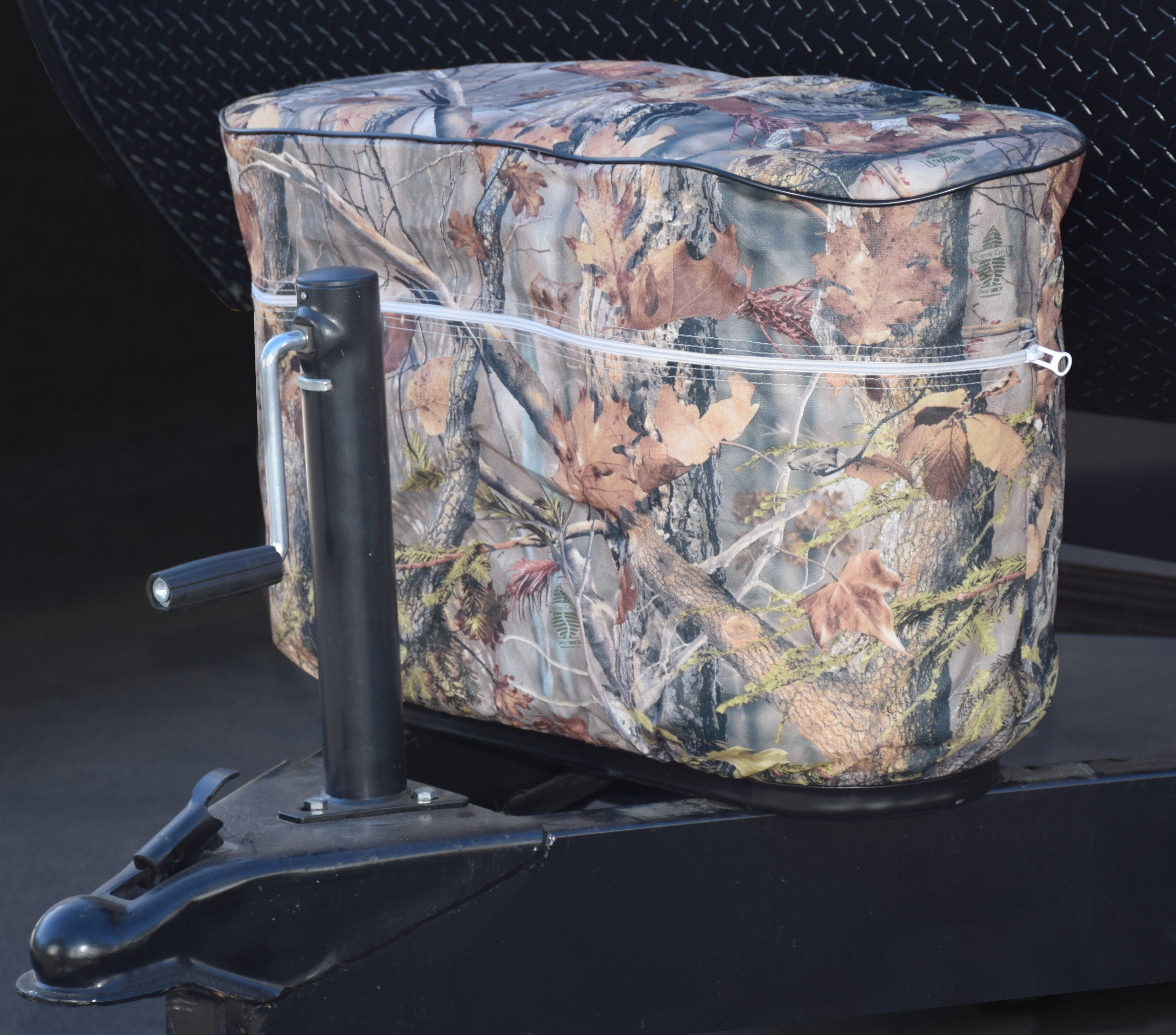 Product Image for Camouflage Propane Tank Cover for Single 20 lb./5 Gallon Tank