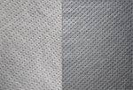 ADCO Tyvek Plus Wind Material Swatch (Two-Toned Gray Sides)