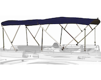 Product Image for carver 8 oz. Performance Poly-Guard Bimini Top