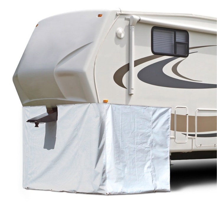 5th Wheel Storage Skirt 5th Wheel Front Skirt Coverquest