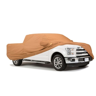 Covercraft Carhartt Ultra'tect Vehicle Cover Application: 1992 Ford E-150  Econoline Club Wagon Chateau No reviews yet Color: Gravel Brown Warranty 5