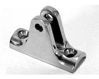 Product Image for Stainless Steel Concave Deck Hinge
