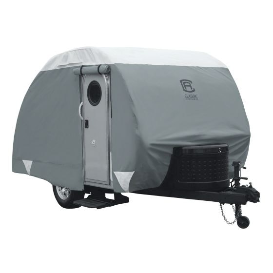 Product Image for Classic Classic PolyPRO 3 Up to 8' Teardrop Trailer RV Cover Rv