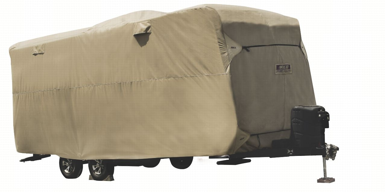 Product Image for ADCO ADCO Storage Lot Up to 15' Travel Trailer RV Cover Rv
