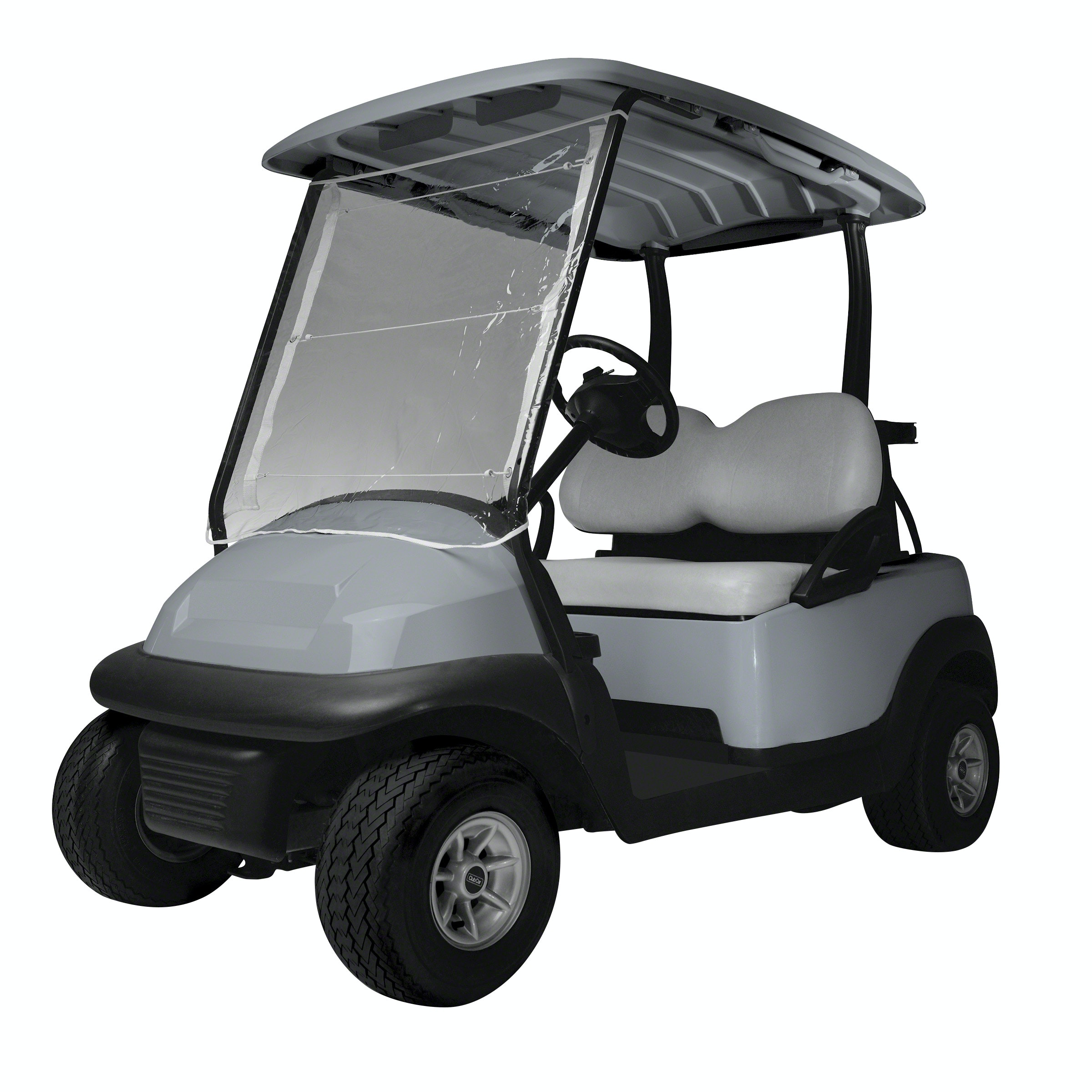 Product Image for Standard Portable Golf Cart Windshield