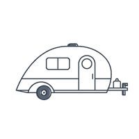 Teardrop Trailer RV Covers