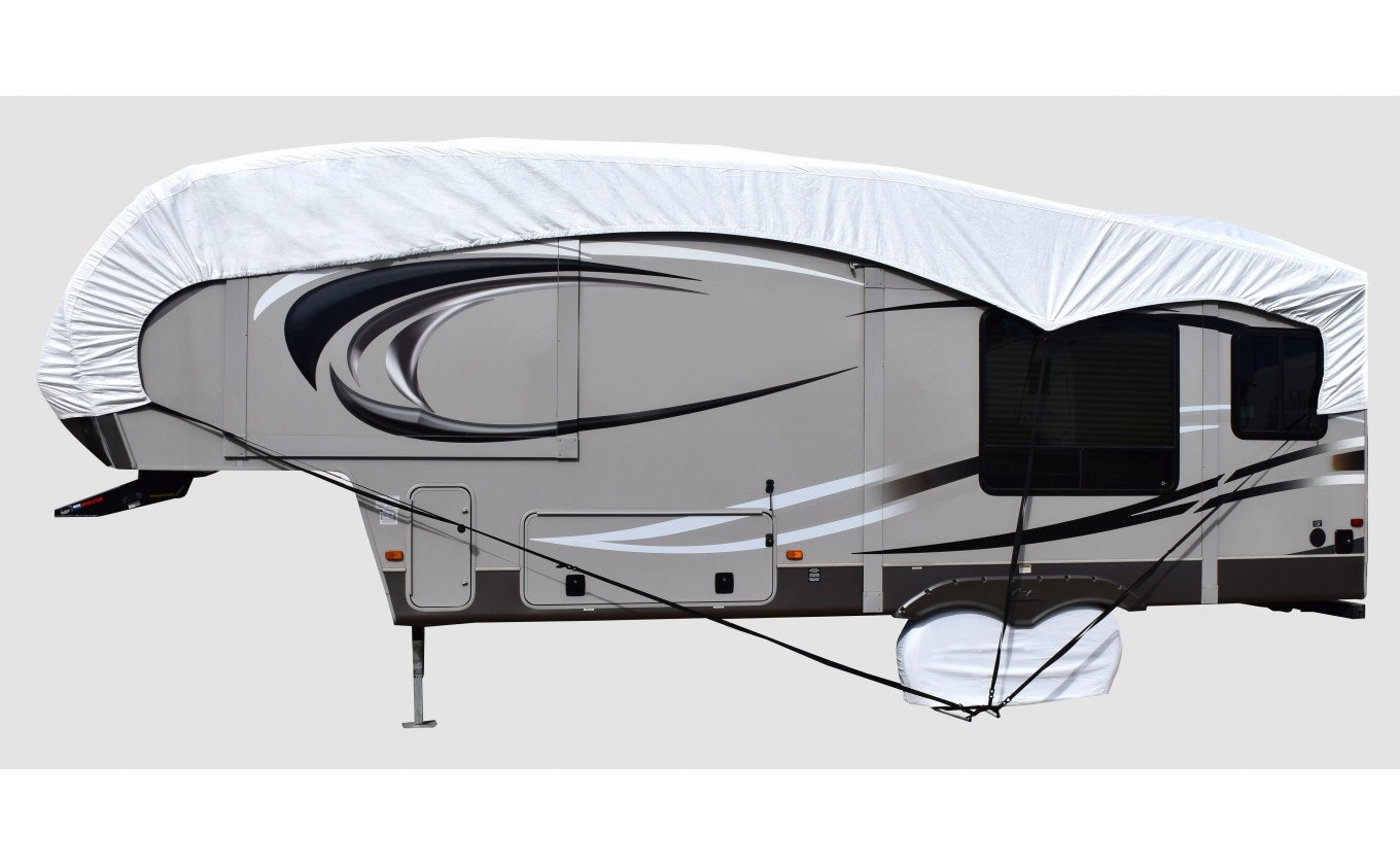 Roof Cover on 5th Wheel